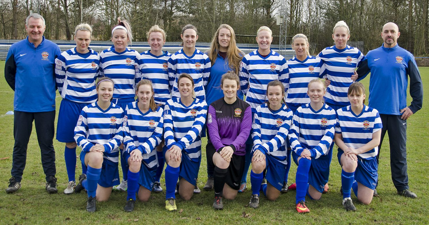 Chester le Street Ladies First Team Photo